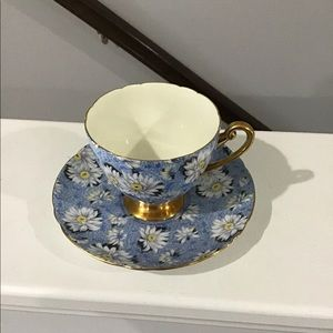 Antique vintage fine bone China teacup